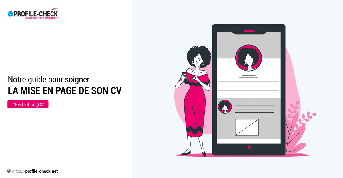 Mise en Page CV